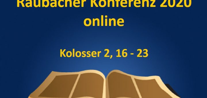 Raubacher Konferenz online